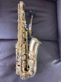 Alto Saxophone- Selmer Paris - Super Action 80 - Series ii