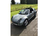 Smart roadster coupe 698cc
