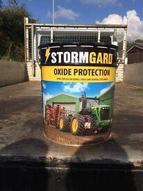 Stormgard oxide protection