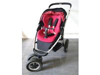 Maxi Cosi Mura - 3 in 1 pram stroller pushchair