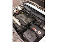 Skoda octavia 1.8 turbo elegance petrol/lpg