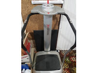 JTX 5000 Fitness Vibration plate - Bargain! Collection only