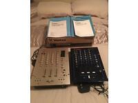 Vestax PCV-275 & PCV-175 Mixing controller