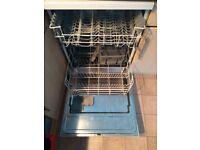 Beko DFN162120W Dishwasher for sale - only 18 months old
