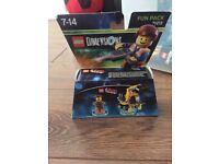 Lego dimensions Lego movie bundle fun packs