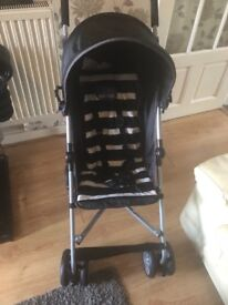 Single pushchair