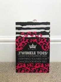 Twinkle Toes Pamper Set *Brand New*