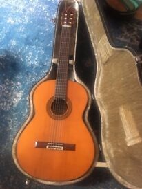 Classical guitar Asturias AST-30 hand made by Masaru Matano (late 70's)