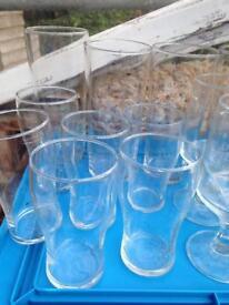 Garden bar glasses set
