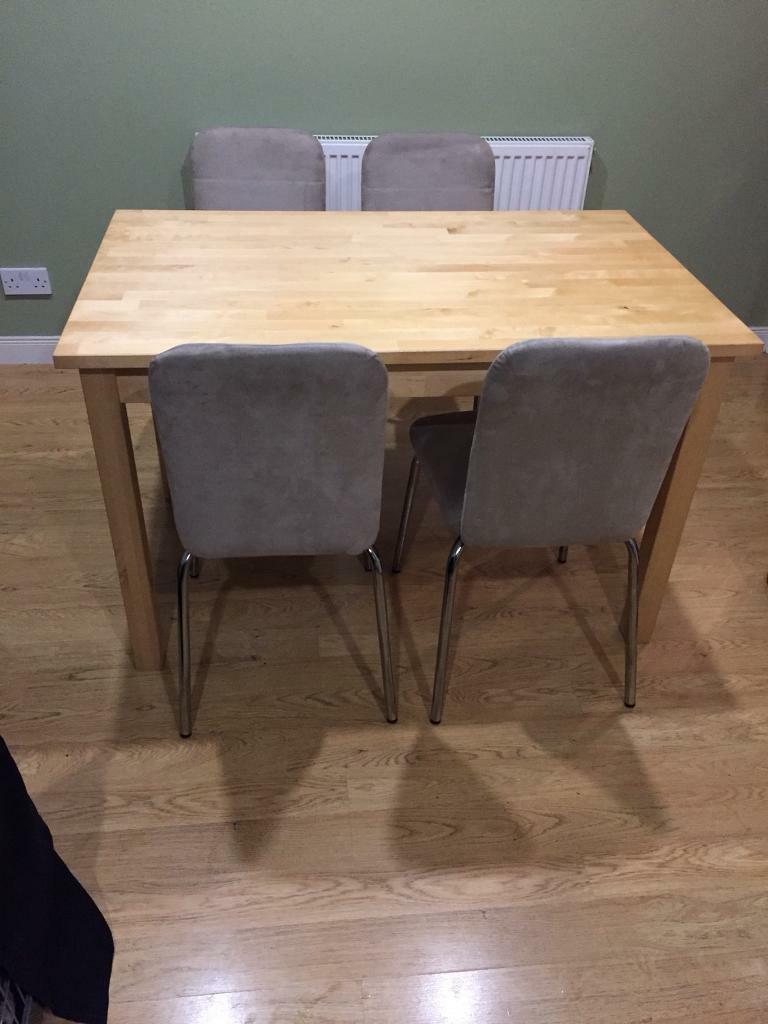 Kitchen Table for sale   in Leslie, Fife   Gumtree