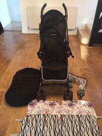 Maclaren Quest Stroller Black