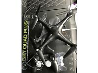 Hd quadcopter drones