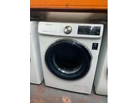 10KG WHITE SAMSUNG WASHING MACHINE AD-ON
