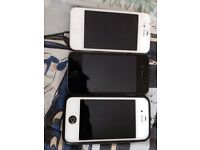 Three faulty iPhone 4s
