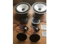 Leak 250 sandwich speakers