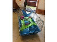 For Sale Hamster Cage