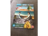 Breaking Bad Box Set Seasons 1-3. Collection from BS15