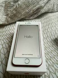 Iphone 7 (red edition) 128 GB