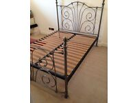 Beautiful King Size Bed Frame