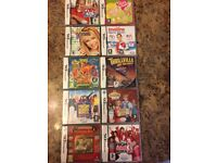 Nintendo DS Games £5 each or £20 for 5