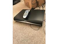 Sky+Hd box with WiFi router