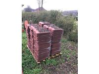 Marley Double Roman Roof Tiles used Approx 700