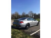 Bmw e63 645i. 6 speed manual gearbox.