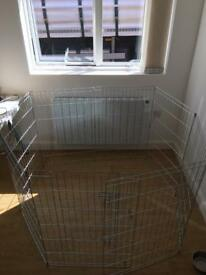 Large pet play pen