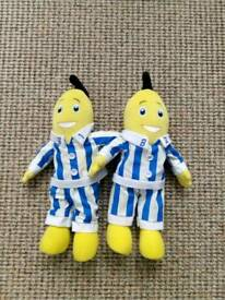 Bananas in pyjamas toys