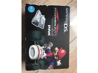 Limited edition Ds console Mario Kart Pak boxed