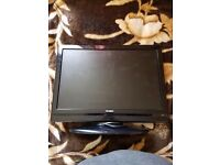 "TECHNIKA 19"" with DVD player"