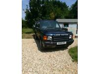 Landrover Discovery TD5 ES Auto 2000