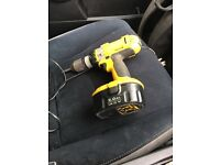 Dewalt drill with charger