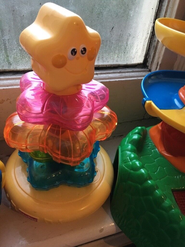 URGENT HOUSE CLEARENCE Fisher Price Musical Stacking Toy NW6 / Gunnesbury
