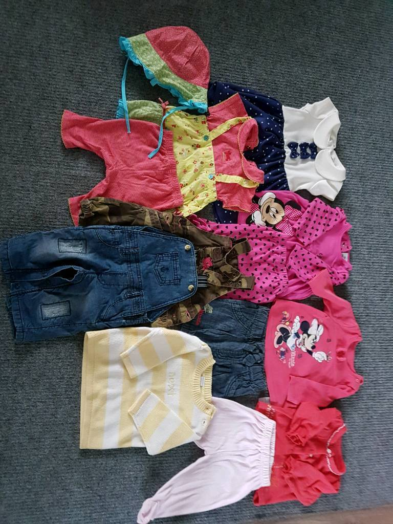 Girls bundle 0-3