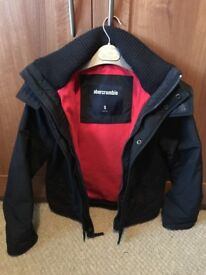 Boys Abercrombie & Fitch Coat