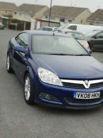 Vauxhall Astra hard top 1.9.diesel 12 mnt mot
