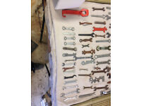 Job Lot – Spanners