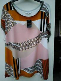 New Next ladies top with tags