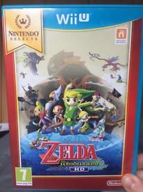 Zelda: The Wind Waker HD