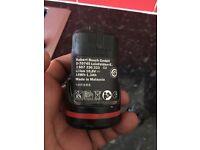 Bosch Batteries 2x 10.8