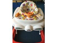 Chicco Baby Walker immaculate condition £10