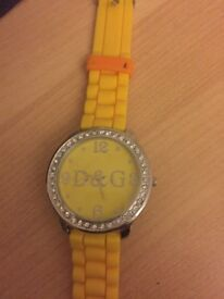 Selection of D&G watches