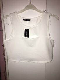 White belly top