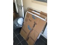 FREE Packing boxes and bubble wrap