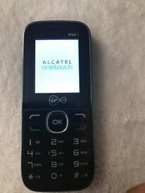 Alcatel one touch VM585 virgin network