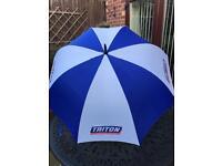 Two Colour Golf Umbrella