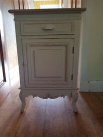 Small shabby chic cabinet
