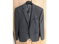 Grey 2 Peice French Connection Suit
