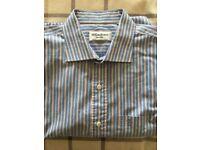 "Yves Saint Laurent shirt labelled 42"" measures chest 46"" for a loose fit. Excellent condition"
